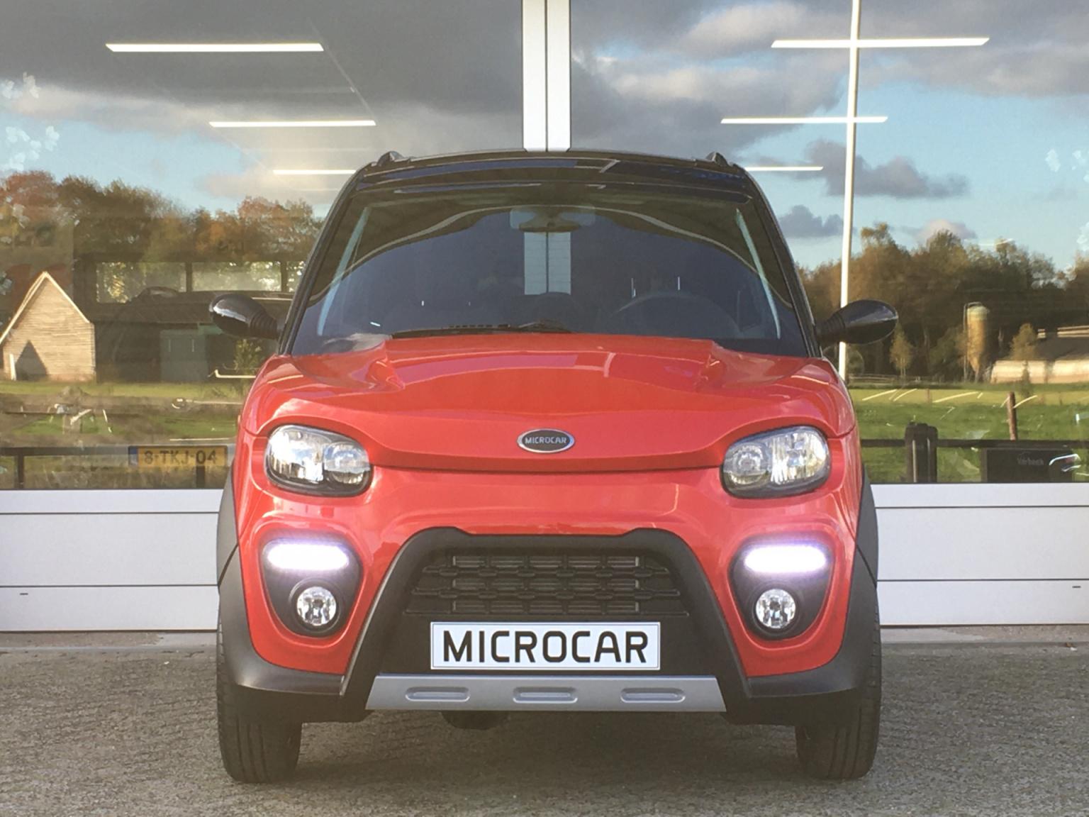 Microcar-M.GO 6 X Sun DCI - Van € 16.880,- voor € 14.995,- | Voorraadactie!-8